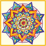 Mandala Coloring Book : Adult Coloring Book 2018