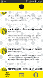 Scuola Comics- screenshot thumbnail