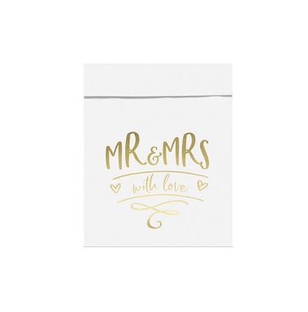 Godispåsar Mr & Mrs with love