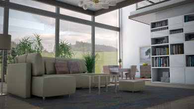 Photo: Apartman - 3d vizualizacija