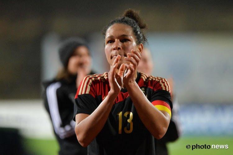 Celia Sasic besliste mee over het Europese lot van Genk en Club Brugge