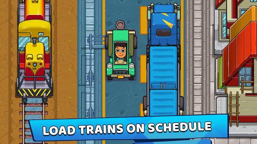 Transport It! - Idle Tycoon 1.3.1 screenshots 11