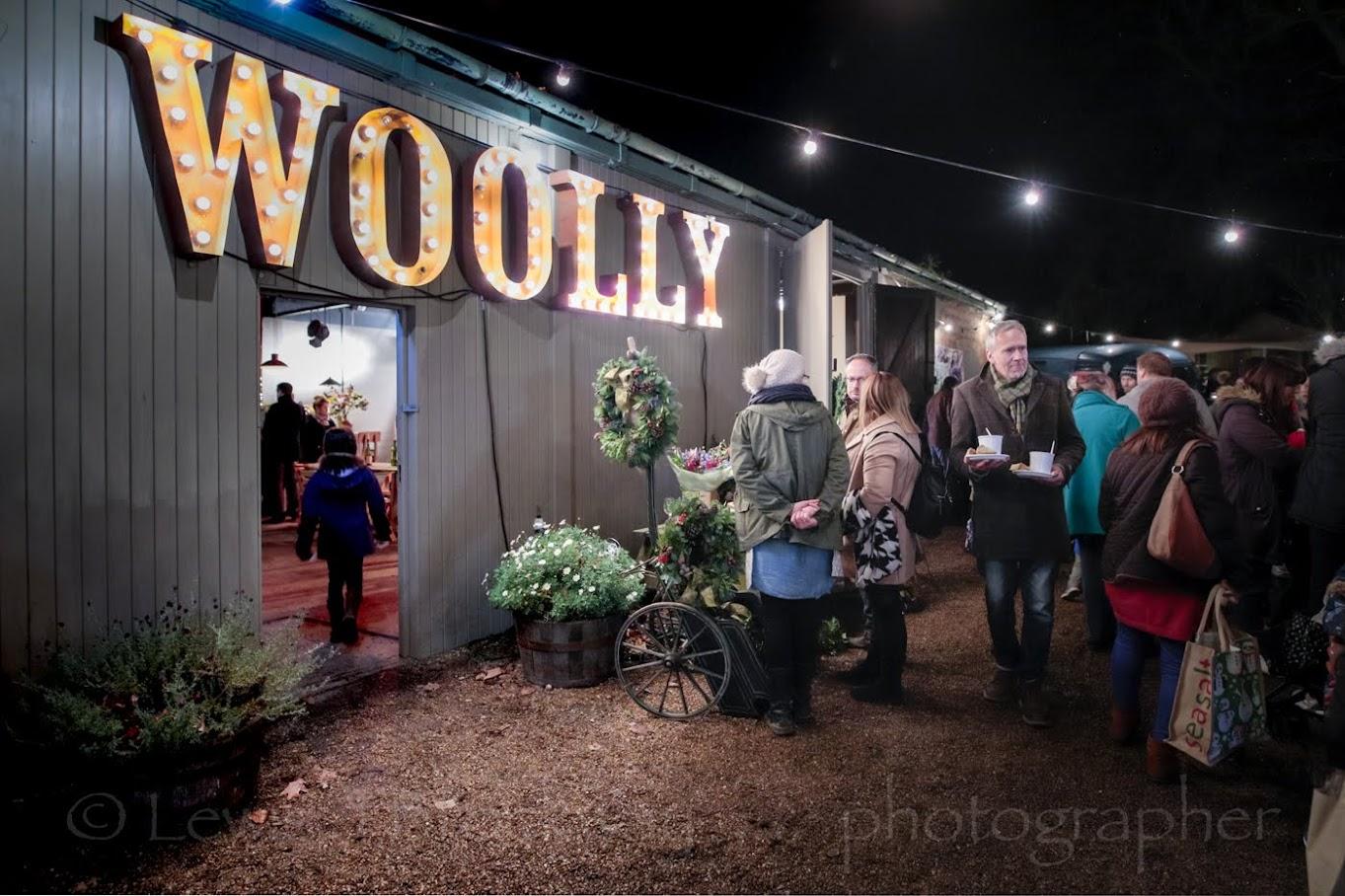 Woolpack Christmas Canteen 2017 Tenterden