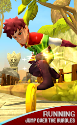 Subway King Runner APK screenshot thumbnail 2