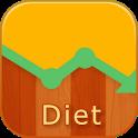 超簡単レコダイエット:体重管理・カロリー管理 icon