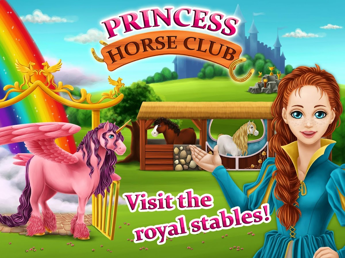 Princess Horse Club- screenshot