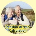 Pension Arrear Calculation icon