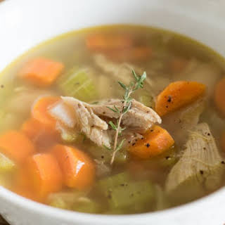 Homemade Turkey Soup Without Carcass Recipes.