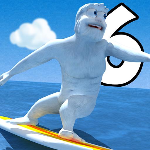 體育競技App 打企鹅 6:惊涛骇浪 LOGO-3C達人阿輝的APP