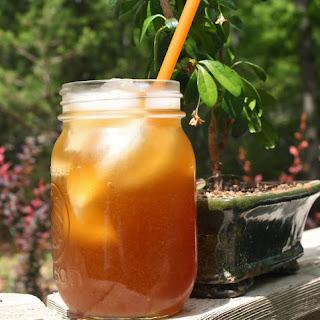 Olive Garden Copycat Peach Tea Recipe.