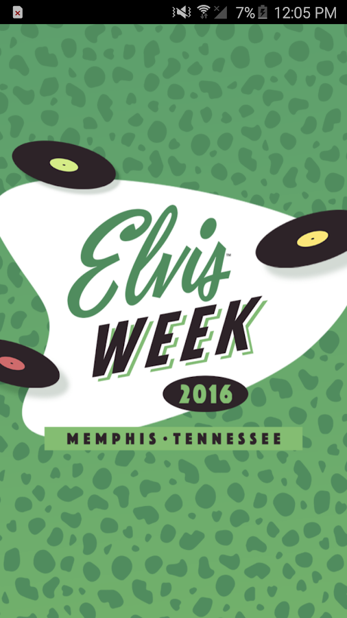 Elvis Week 2016- screenshot
