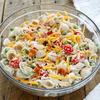Bacon Ranch Pasta Salad Recipes