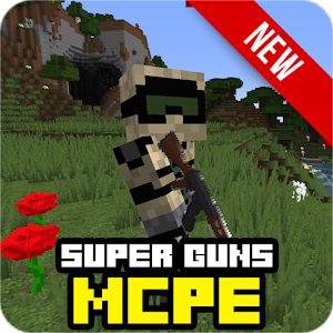 Super GUNS for MCPE new for PC