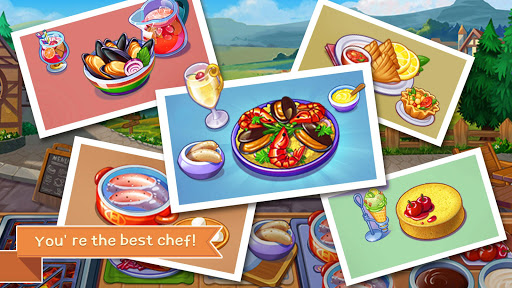 Cooking Party - screenshot