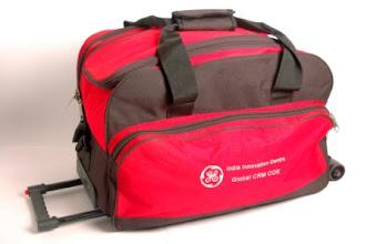 Photo: Travel Bag Trolley - 459