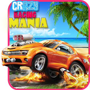 Crazy Racing Mania for PC and MAC