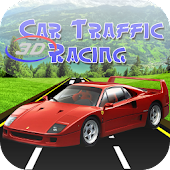 3D Car Traffic Racing