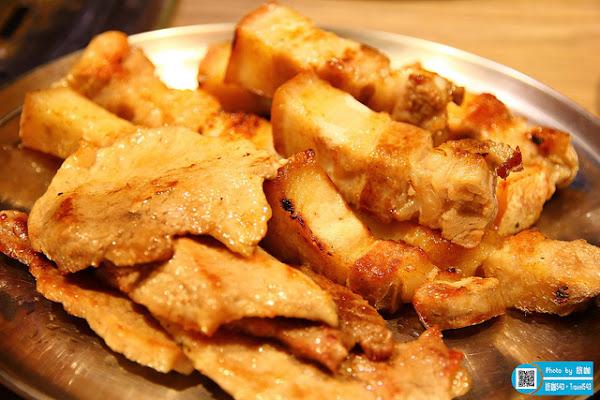 五花肉KR MINI韓國烤肉,韓式烤肉499元起吃到飽來這大快朵頤吧!