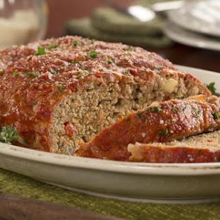 Turkey Meat Loaf Supreme