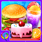 School Lunch Food Maker 2 - Cooking Game icon