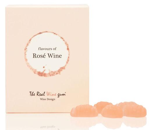 Rosé vingummi - Vinoos