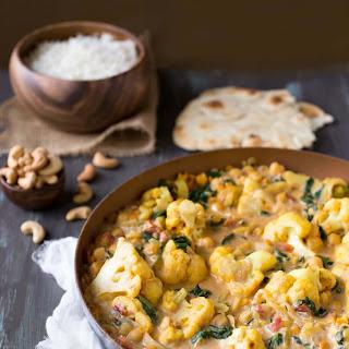 Vegetable Korma With Yogurt Recipes