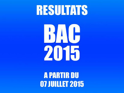 Resultats bac 2015 apps on google play - Resultat bac grenoble ...