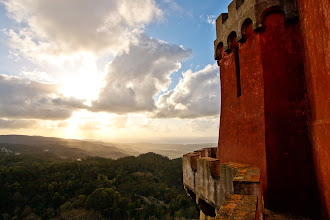 Photo: Palacio da Pena Palace, Sintra, Portugal