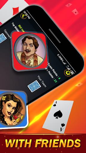 29 Card Game ( twenty nine ) Offline 2020 3.8 screenshots 5