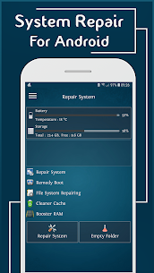 Repair System-Speed Booster (fix problems android) 1.8 APK Mod for Android 1