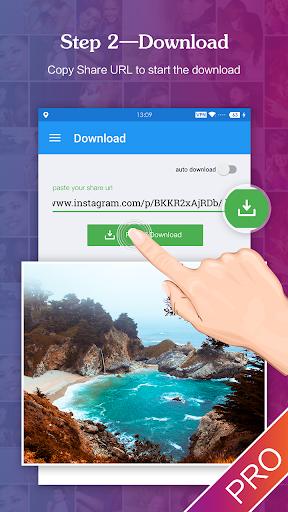 Downloader For Instagram - video downloader 1.5.2 screenshots 3