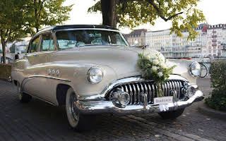 Buick Super Eight Sedan Rent Aargau