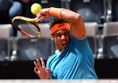 Tournoi ATP de Rome : trois qualifiés, une surprise et un abandon
