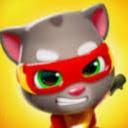 Talking Tom Hero Dash HD Wallpaper Game Theme