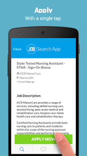 Job Search App - startjobs- screenshot thumbnail