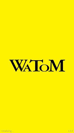 WATOM 1.0.0 Windows u7528 1