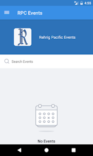 Rehrig Pacific Events - náhled