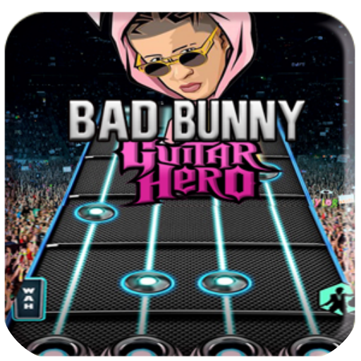 BAD BUNNY Guitar Hero