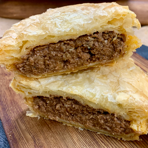 "Ground Beef 5"" Pie"