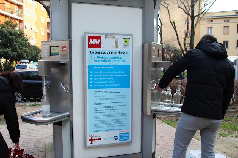 Stop plastica OK vetro....  di Save55