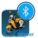 ECOCAR E-Scooter BT icon