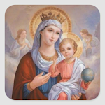 Oraciones a la Virgen Icon