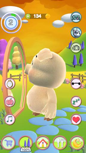 Talking Piggy apktram screenshots 4