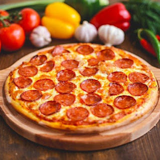 Pizza «Pepperoni».