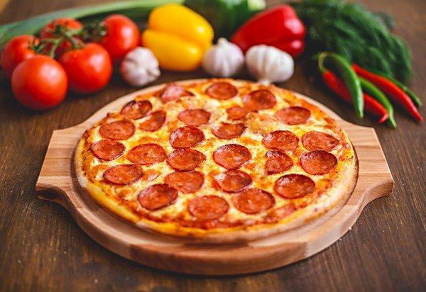 Pizza «Pepperoni» Recipe
