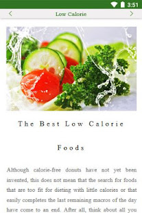 Best low calorie diet food recipes apps on google play screenshot image forumfinder Images