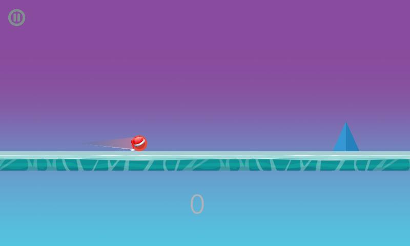 android Jumpy Ball Screenshot 4
