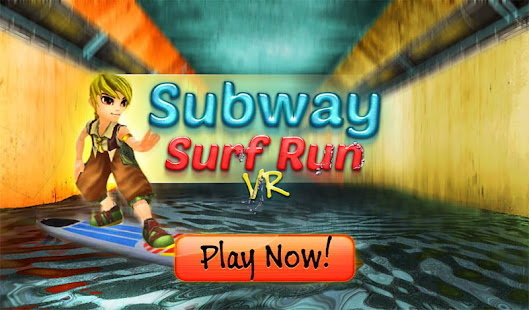 Subway Surf Race VR 2018