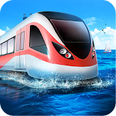 Water Train Simulator