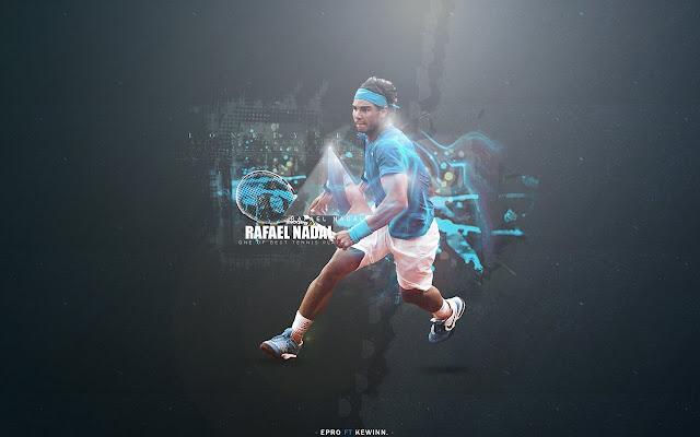 Rafael Nadal - New Tab in HD
